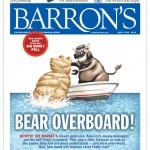 Bear overboard!