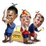 Obama, McConnell and Boehner kids