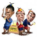 Obama, McConnell and Boehner kids