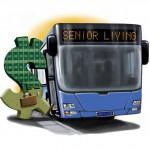 Senior Living Bus